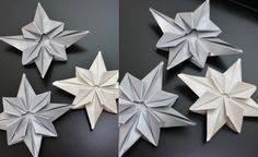 Origami Tutorial: Estrela   Star