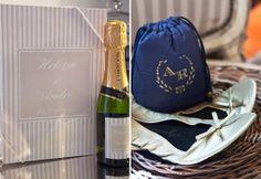 by Petit Souvenir #weddingfavors #babychandon #wedding #casamento