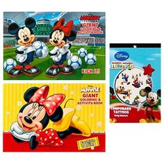 #Christmas Other guideline Disney Mickey and Minnie Mouse Coloring Book Set, Bonus Tattoos (3 Pieces) for Christmas Gifts Idea Promotion . Whenever shopping for any Christmas  presents, irrespective of if it's with regard to her or him — there is always in which buddy, coworker or loved one. But perhaps from in which, acquiring good pr...