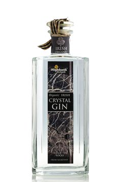 Highbank Organic Crystal Irish Gin