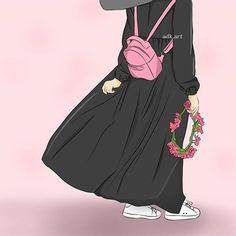 Hijab ur self with haya' Hijabi Girl, Girl Hijab, Muslim Girls, Muslim Women, Muslim Couples, Girly M Instagram, Tmblr Girl, Muslim Pictures, Hijab Drawing