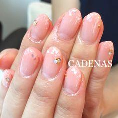 Cadenas nail design ♡  tel:06-4792-8617   blog❤️ http://ameblo.jp/cadenas-nail/  Instagram❤️ https://instagram.com/Yuka.maeda/