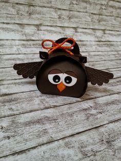 Stampin' Up's Curvy Keepsake Owl Box
