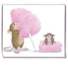 """Refrigerator Magnet"", Stock #: M-343, from House-Mouse Designs®. This item was recently purchased off from our web site. Click on the image to see more information."
