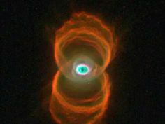》Der Stundenglasnebel (MyCn18) ist ein planetarischer Nebel im Sternbild Fliege.《