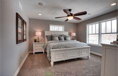 SW Requisite Gray with tan carpet -- http://www.houzz.com/photos/5732858/53rd-and-Drew-Ave-Minneapolis-Fulton-Neighborhood-craftsman-bedroom-minneapolis