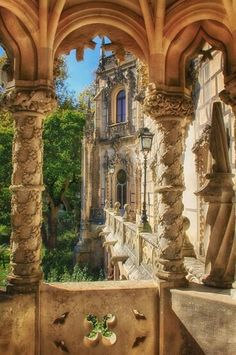 Castelo Quinta da Regaleira, Sintra - Portugal☀☀