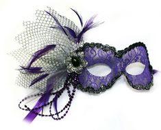 Vintage Purple Lace Women's Masquerade Mask, Masquerade Masks Women, Masks for Masquerade, Masquerade Mask Purple, Purple Lace Mask Mascarade Mask, Lace Masquerade Masks, Masquerade Wedding, Masquerade Attire, Masquerade Costumes, Diy Carnival, Carnival Rides, Carnival Makeup, Carnival Dress