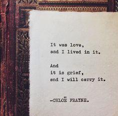 Chloë Frayne
