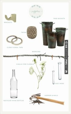 Kim Fisher DIY Project | CHECK OUT MORE IDEAS AT WEDDINGPINS.NET | #weddings #weddingflowers #flowers