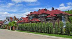 Загородные дома у реки, продажа коттеджей в лесу, купить дом в коттеджном поселке Праймвиль