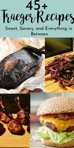 Traeger Recipes / REcipes for Traeger / Smoking REcipes / Smoker Recipes / Traeger / Grill Recipes / Outdoor Cooking Traeger TraegerRecipes TraegerGrill Smoker Smoking via 10414642873937536 Traeger Smoker Recipes, Pellet Grill Recipes, Smoked Meat Recipes, Grilling Recipes, Beef Recipes, Best Grill Recipes, Traeger Bbq, Grilling Tips, Camping Recipes