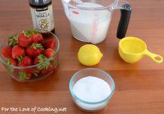 Strawberry milk!!!