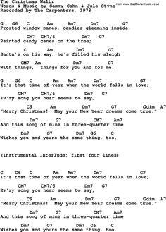 Christmas Waltz Chords.45 Best Christmas Music Images Noel Xmas Carols
