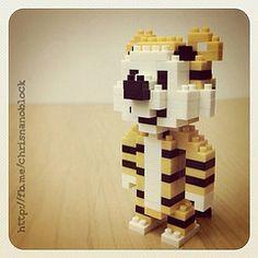 Lego Hobbes!