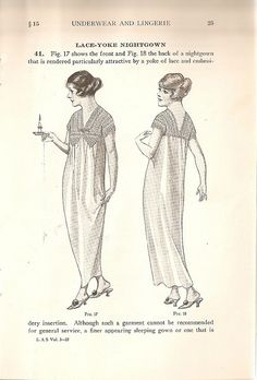 """""""Easy ways to pretty frocks"""", 1920s booklet, scanned and posted"""