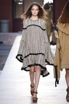 Sonia Rykiel Spring/Summer 2017 Ready-To-Wear Collection   British Vogue: