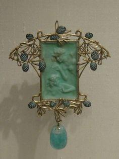 René Lalique. Pendant