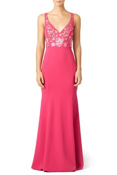 Rent Bloom Gown by Marchesa Notte for $150 only at Rent the Runway.