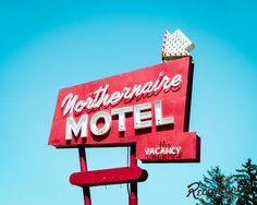 motel sign - Buscar con Google