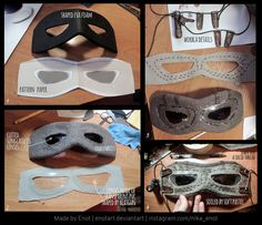 Rey goggles TUTORIAL - Star Wars by EnotArt on DeviantArt