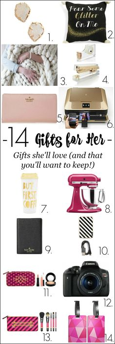 Gifts For Her Gift Ideas She Ll Love
