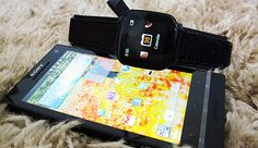 Sony Ericsson Live View Smart Watch