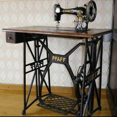 Pfaff older sewing machines best
