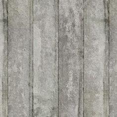 Tapet lavabil Piet Boon - CON-03 beton, gri, alb, negru