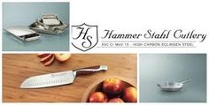 Miss T's Sets have Hammer Stahl Knives, a great Father's Day gift!