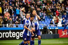 @Deportivo #ÁlexBergantiños y #Joselu #DaleDÉ #Deportivo #Dépor #9ine