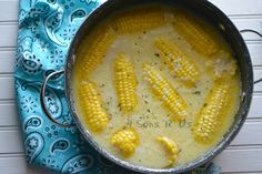 If you don't try any other new corn recipe this season, try this. Down Home Milk & Honey Corn On The Cob is slowly simmered in a rich and cream, naturally sweetened broth with a hint of spice & a dash of fresh herbs. The juicy, tender kernels are just[Read more]