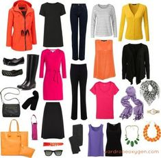 Ask Allie: An Active Casual Capsule Wardrobe for a Woman Over... | Wardrobe Oxygen | Bloglovin'