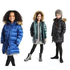 0aba882a0a81 Girls Long Down Coat