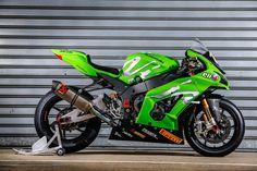 Racing Cafè: Kawasaki ZX-10R Team Kawasaki SRC 2016
