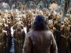 The Hobbit: A goblin perspective.