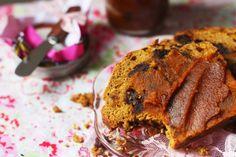 @Candice Kumai's Pumpkin & Chocolate Bread #Yum #Autumn #RecipeRehab