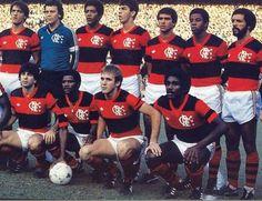 Flamengo - 1981 - Time de Ouro! 1981 foi o ano mais especial da década para o Flamengo.