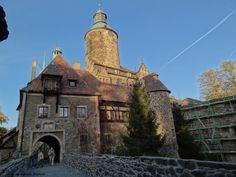 Castle - Zamek Czocha, Poland