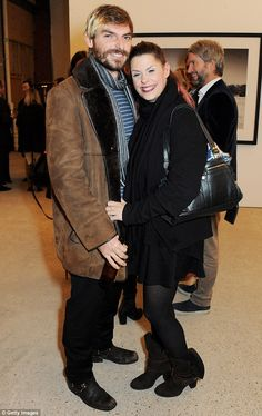 Wedding bells:Fifi Geldof andAndrew Robertson are set to marryat St Mary Magdalene & St Lawrence Church in Kent on Saturday