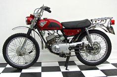 1968 Kawasaki C2TR Motorcycle