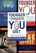 """Start your New Year by dedicating yourself to reversing the age clock! Check out Dr. Eric Braverman's 5-Book """"Younger You"""" Combo at www.bennyhinn.org/products/576/dr-eric-braverman-s-5-book..."""