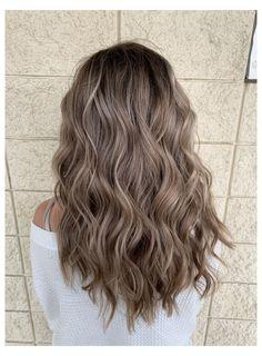 Blonde Hair Looks, Brown Blonde Hair, Light Ashy Brown Hair, Lightest Brown Hair Color, Light Brown Hair Colors, Ash Brown Hair Dye, Ash Ombre Hair, Medium Ash Brown Hair, Mocha Brown Hair