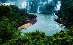 Wander the Brazilian subtropical forest trails and discover the majestic Iguassu Falls (4 hrs)