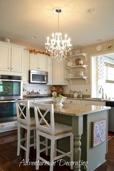 kitchen redesign idea | Hometalk