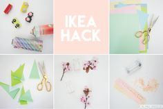 A day with V for Nordic Love #5 Ikea hacks
