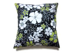 Hey, I found this really awesome Etsy listing at https://www.etsy.com/listing/157845038/decorative-pillow-cover-black-white-blue - Decorative Throw Pillows Unique Designer Fashion Home Decor Beautiful Covering Patterns Unique Colorful
