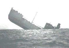 18 October 1940 worldwartwo.filminspector.com sinking ship