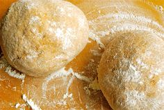 The BEST Honey Whole Wheat Pizza Dough Recipe. Trust me, I've tried several of them. This one is the best.