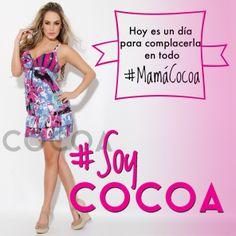 Hoy es un día para complacer a #MamáCocoa en todo! #SoyCocoa #SoyMamáFashion #SoyMamáClásica #SoyMamáModerna